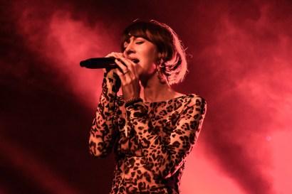 Ella Vos at Music Box by Christine Heyne for ListenSD