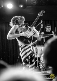 IDLES at Belly Up by Nicholas Regalado for ListenSD