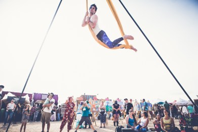 Flowbox at Joshua Tree Music Festival, photo by Kristy Walker for ListenSD