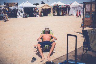 Joshua Tree Music Festival, photo by Kristy Walker for ListenSD