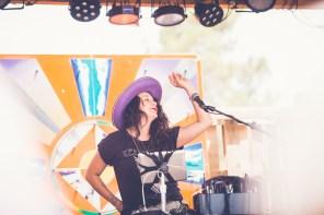 Gabriella Evaro at Joshua Tree Music Festival, photo by Kristy Walker for ListenSD