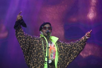 Ms. Lauryn Hill at KAABOO Dallas by David and Taylor Israel for ListenSD