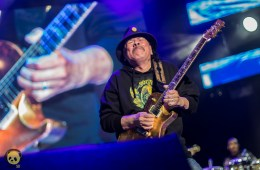 carlos santana at North Island Credit Union Amphitheater by Rachel Frank for ListenSD