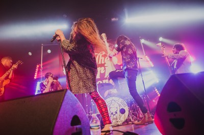 The Glorious Sons at Observatory North Park by Kristy Walker for ListenSD