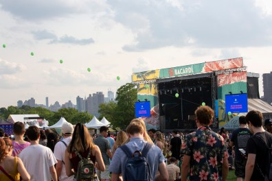 Bacardi Stage at Governors Ball 2019 by Francesca Tirpak for ListenSD