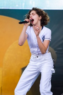 King Princess at Governors Ball 2019 by Francesca Tirpak for ListenSD
