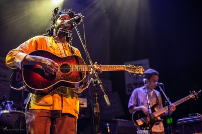 L.A. Salami at House of Blues by Collin Worrel for ListenSD