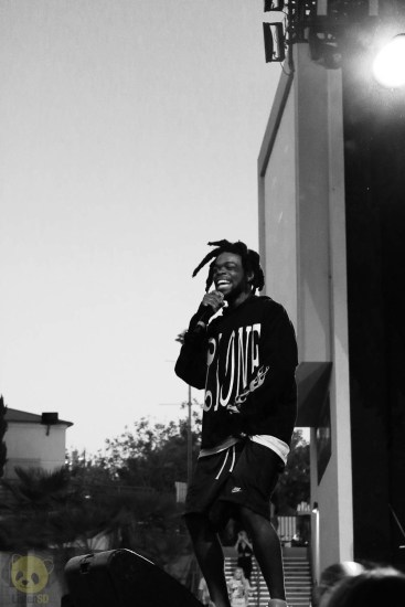 Playboi Carti at North Island Credit Union Amphitheatre by Mashal Rasul for ListenSD