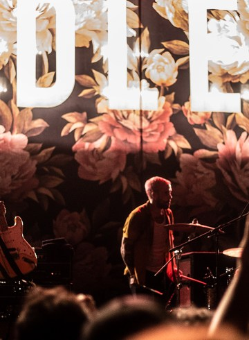 IDLES at Observatory North Park by Nicholas Regalado for ListenSD