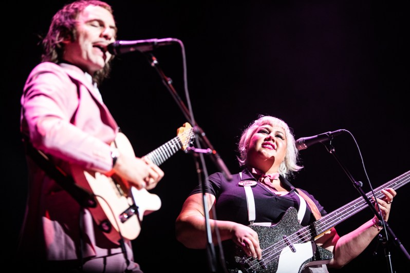 Shannon and the Clams at Cal Coast Credit Union Open Air Theater by Kristy Walker for ListenSD