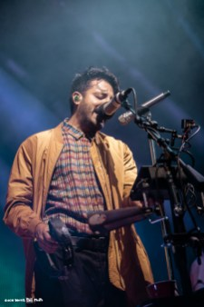 Young the Giant at SDCCCU Open Air Theater by Collin Worrel for ListenSD