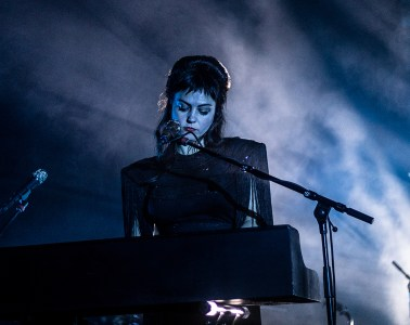 Angel Olsen at Observatory North Park by Nicholas Regalado for ListenSD