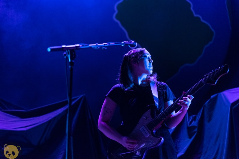 Soccer Mommy at Cal Coast Credit Union Open Air Theater by Josh Claros for ListenSD