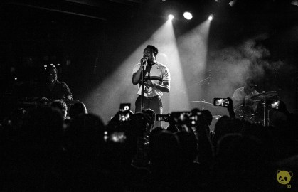 Durand Jones & the Indications at Belly Up by Nicholas Regalado for ListenSD
