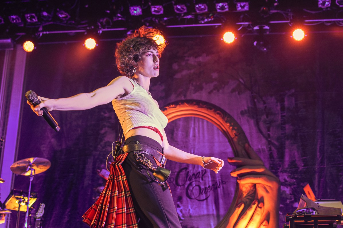 King Princess at Observatory North Park by Christine Heyne for ListenSD
