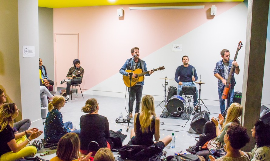 Gig Review: Silent Natives: Sofar Sounds at The Stephen Lawrence Charitable Trust