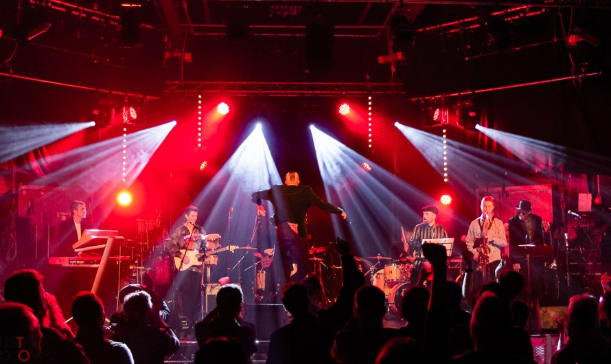 Gig Review: The Ashton Jones Project at Cambridge Junction