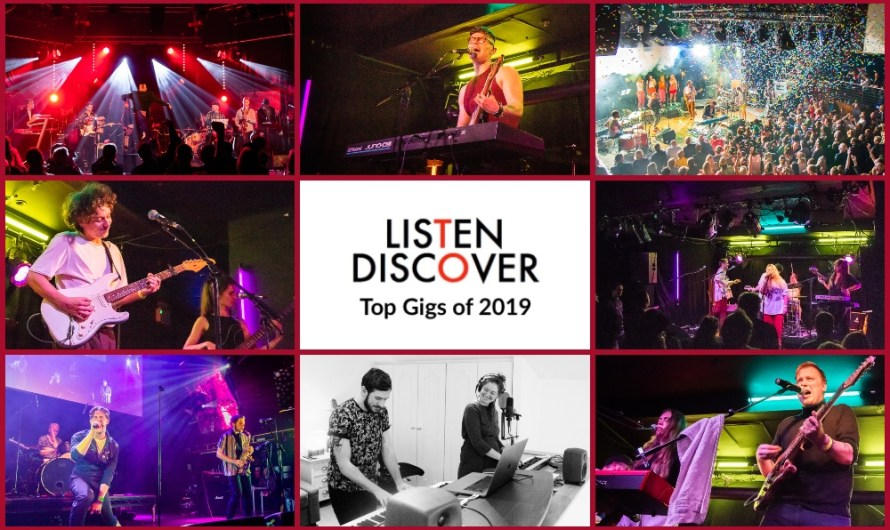 Top Gigs of 2019