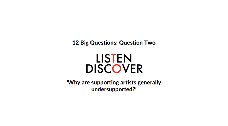 Listen to Discover's 12 Big Questions: Question Two