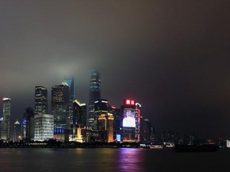 Sketching Shanghai