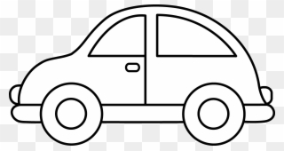 Toy Car Clip Art Black And White - Toy Car Colouring Pages ...