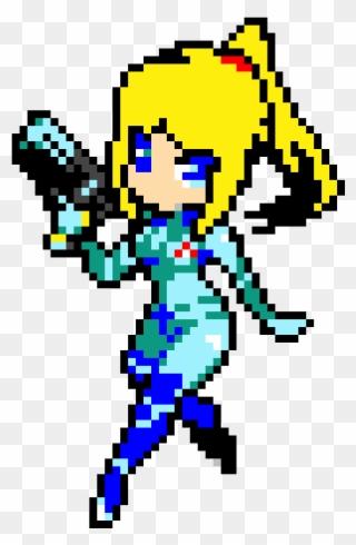 Pixel Art Mortal Kombat Png Download Sub Zero Pixel Art Clipart 3786674 Pinclipart