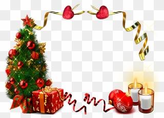 Free Png Cadre Noel Clip Art Download Pinclipart