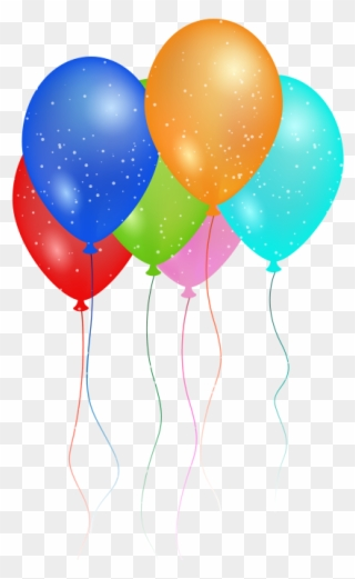 Free Png Birthday Balloons No Background Clip Art Download Pinclipart