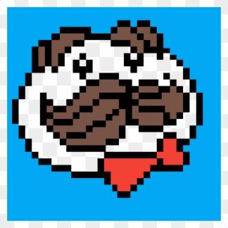 I Love Pringles Pixel Art Dessin Minecraft Clipart Full Size Clipart 3676112 Pinclipart