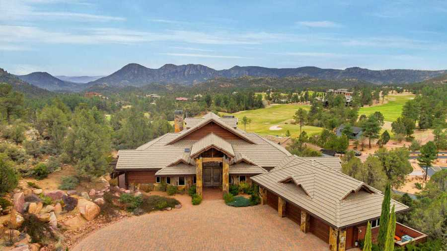 MLS  5738347   304 S Starview    Payson  AZ 85541   George Petru     Payson  1 575 000   3Br 4Ba   Home for Sale in The Rim Golf Club
