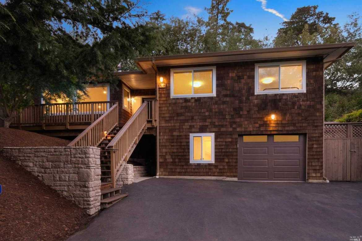 $1,695,000 - 3Br/2Ba -  for Sale in Mill Valley