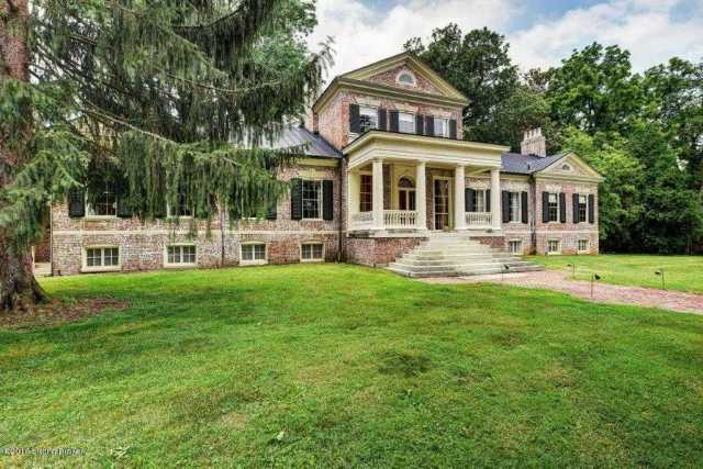 $3,000,000 - 3Br/4Ba -  for Sale in None, Louisville