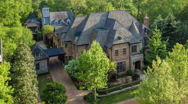 $10,000,000 - 8Br/9Ba -  for Sale in Green Hills, Nashville
