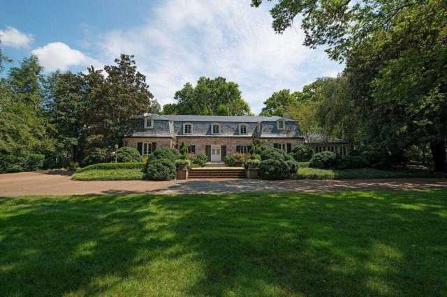 $3,300,000 - 5Br/6Ba -  for Sale in Belle Meade, Nashville