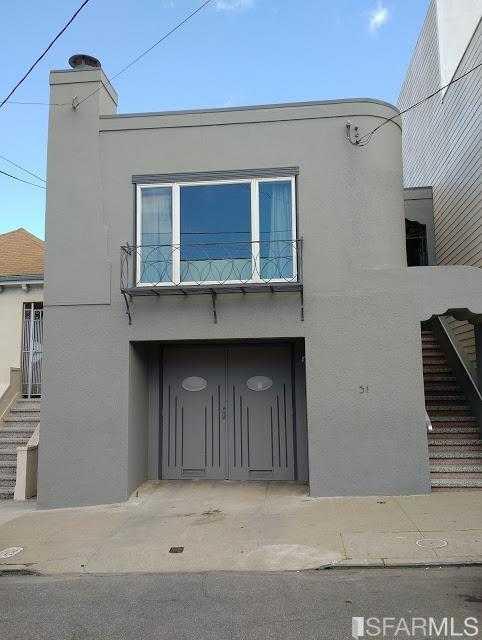 $1,599,000 - 4Br/3Ba -  for Sale in San Francisco