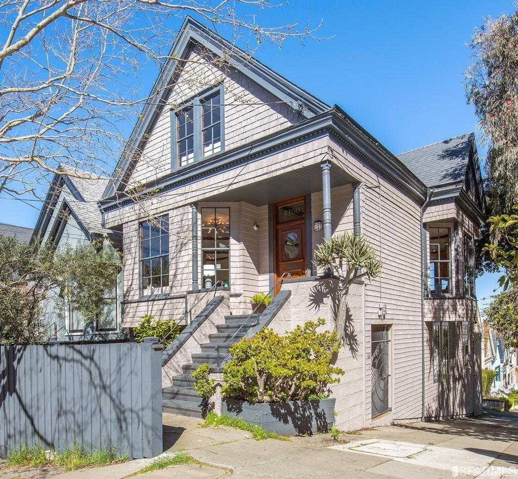$2,995,000 - 3Br/2Ba -  for Sale in San Francisco