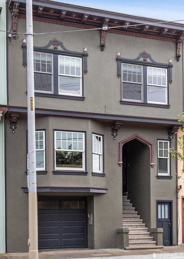 $1,195,000 - 2Br/1Ba -  for Sale in San Francisco
