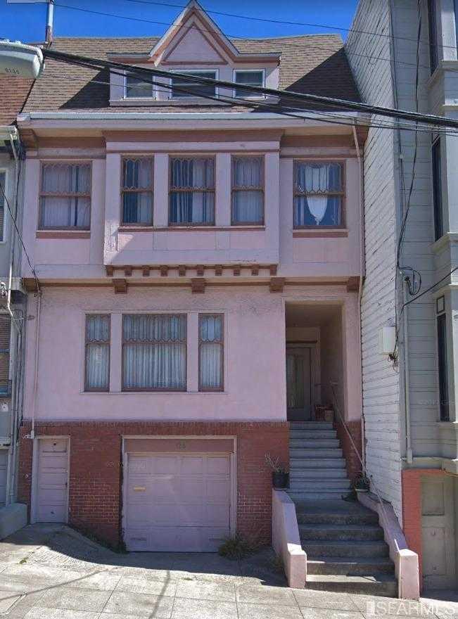 $2,500,000 - 6Br/1Ba -  for Sale in San Francisco