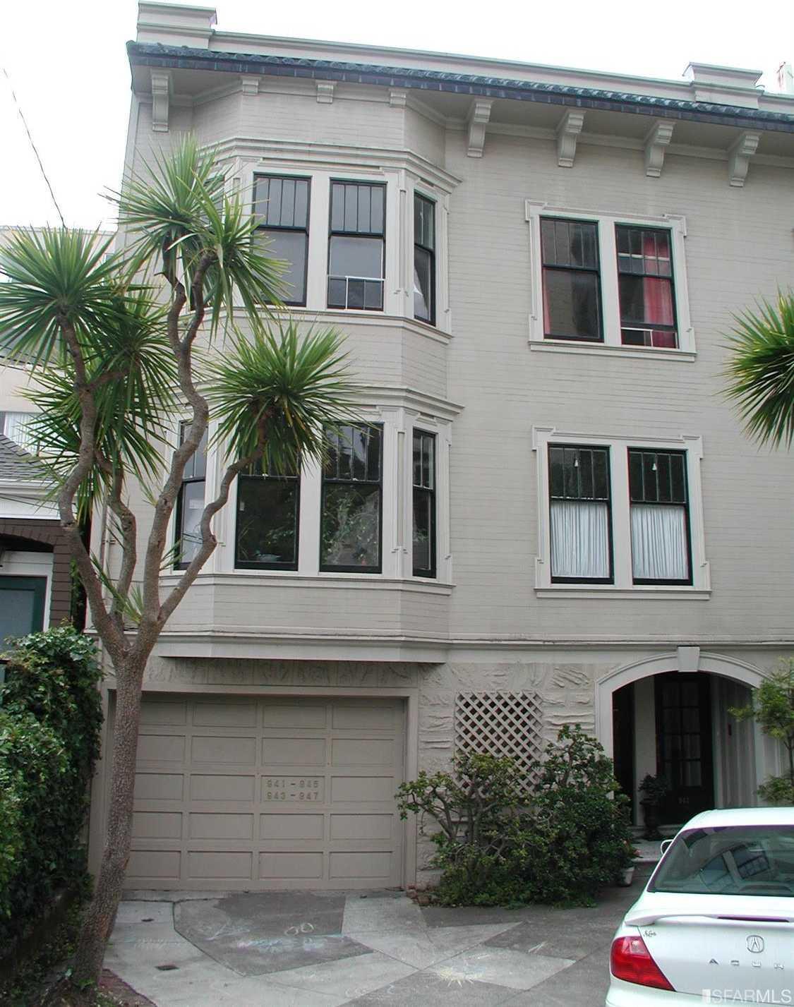 $1,999,999 - 2Br/1Ba -  for Sale in San Francisco