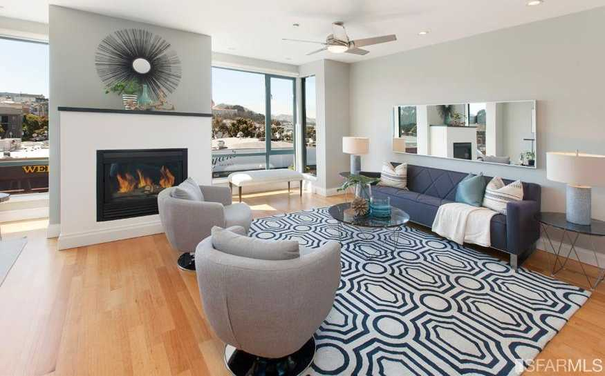 $1,385,000 - 2Br/3Ba -  for Sale in San Francisco
