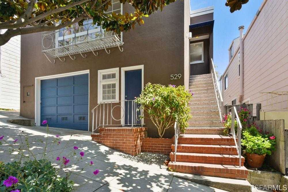 $1,875,000 - 3Br/2Ba -  for Sale in San Francisco