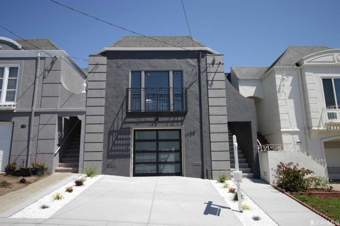 $1,950,000 - 4Br/4Ba -  for Sale in San Francisco