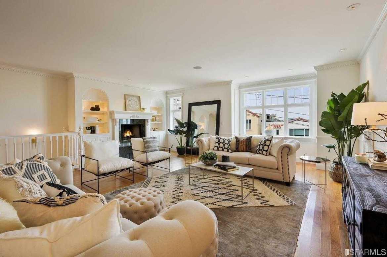 $3,595,000 - 4Br/3Ba -  for Sale in San Francisco