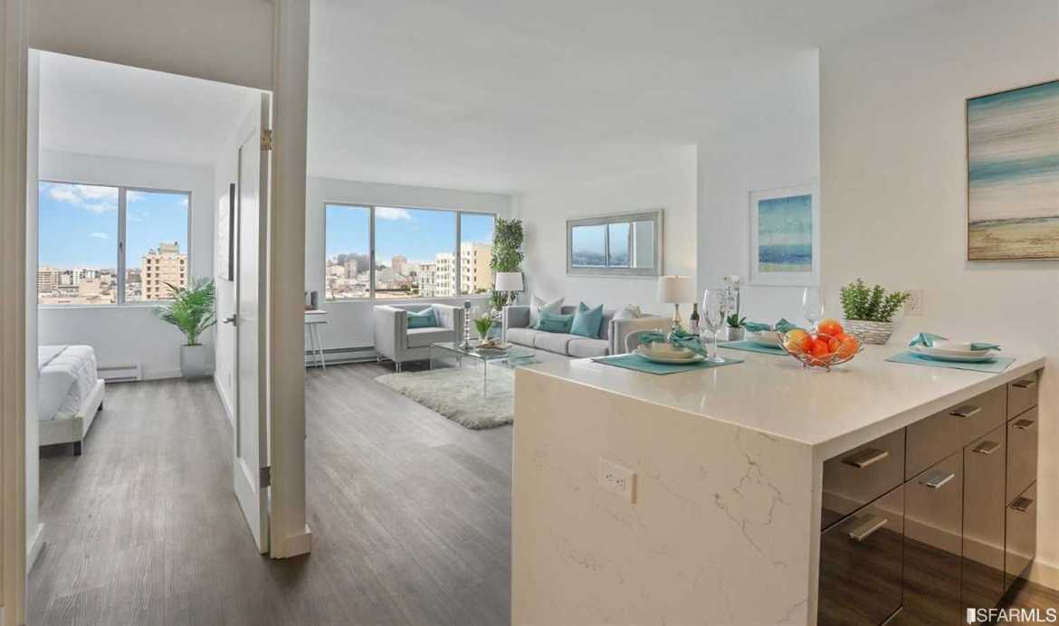 $688,850 - 1Br/1Ba -  for Sale in San Francisco