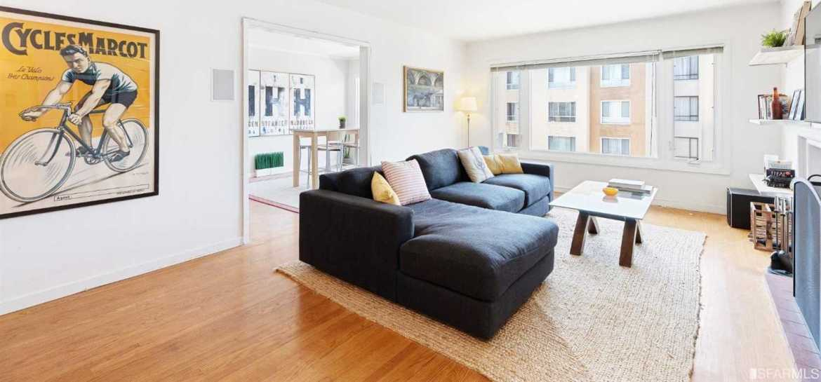 $1,100,000 - 1Br/1Ba -  for Sale in San Francisco