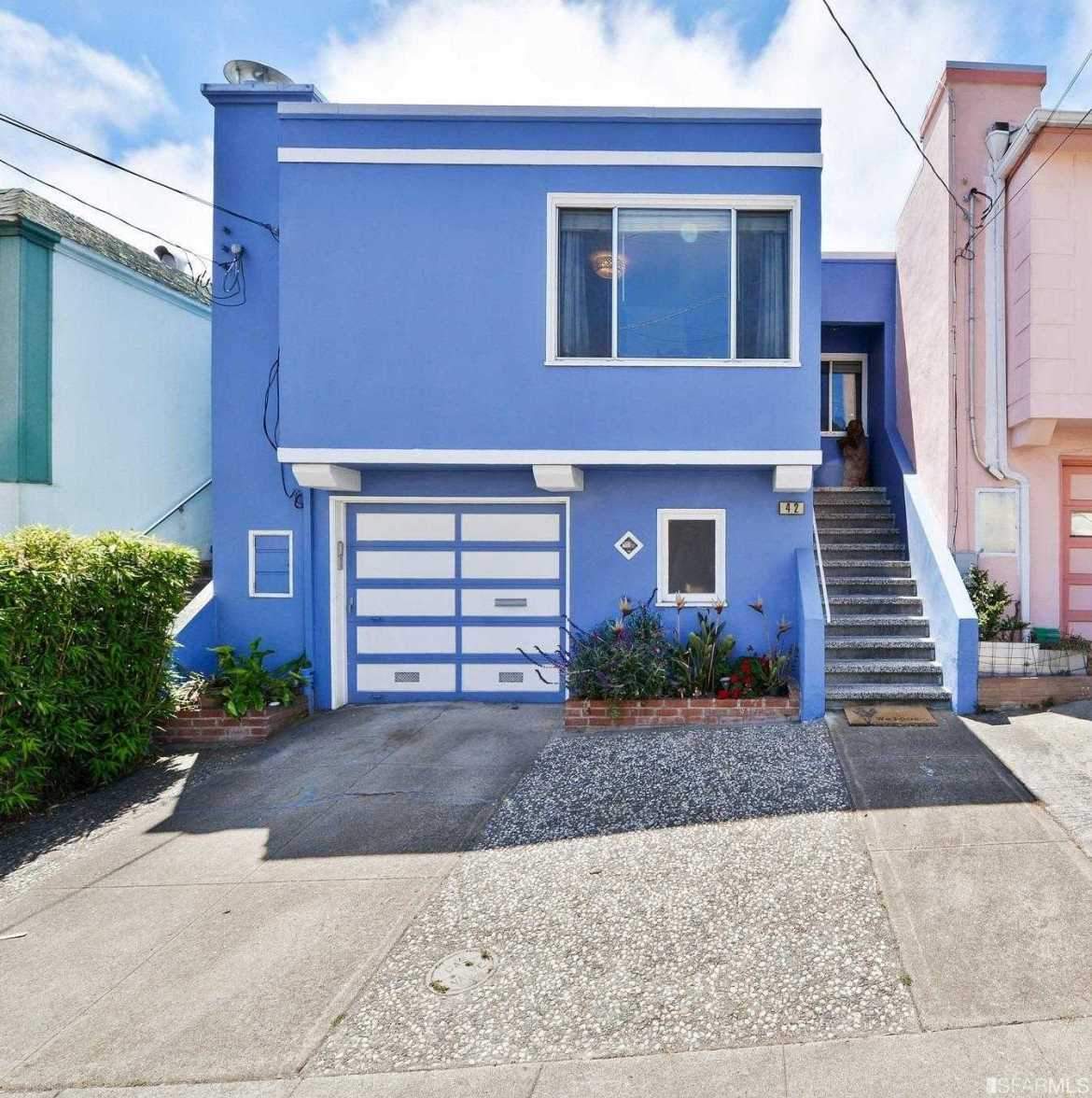 $958,000 - 3Br/2Ba -  for Sale in Daly City