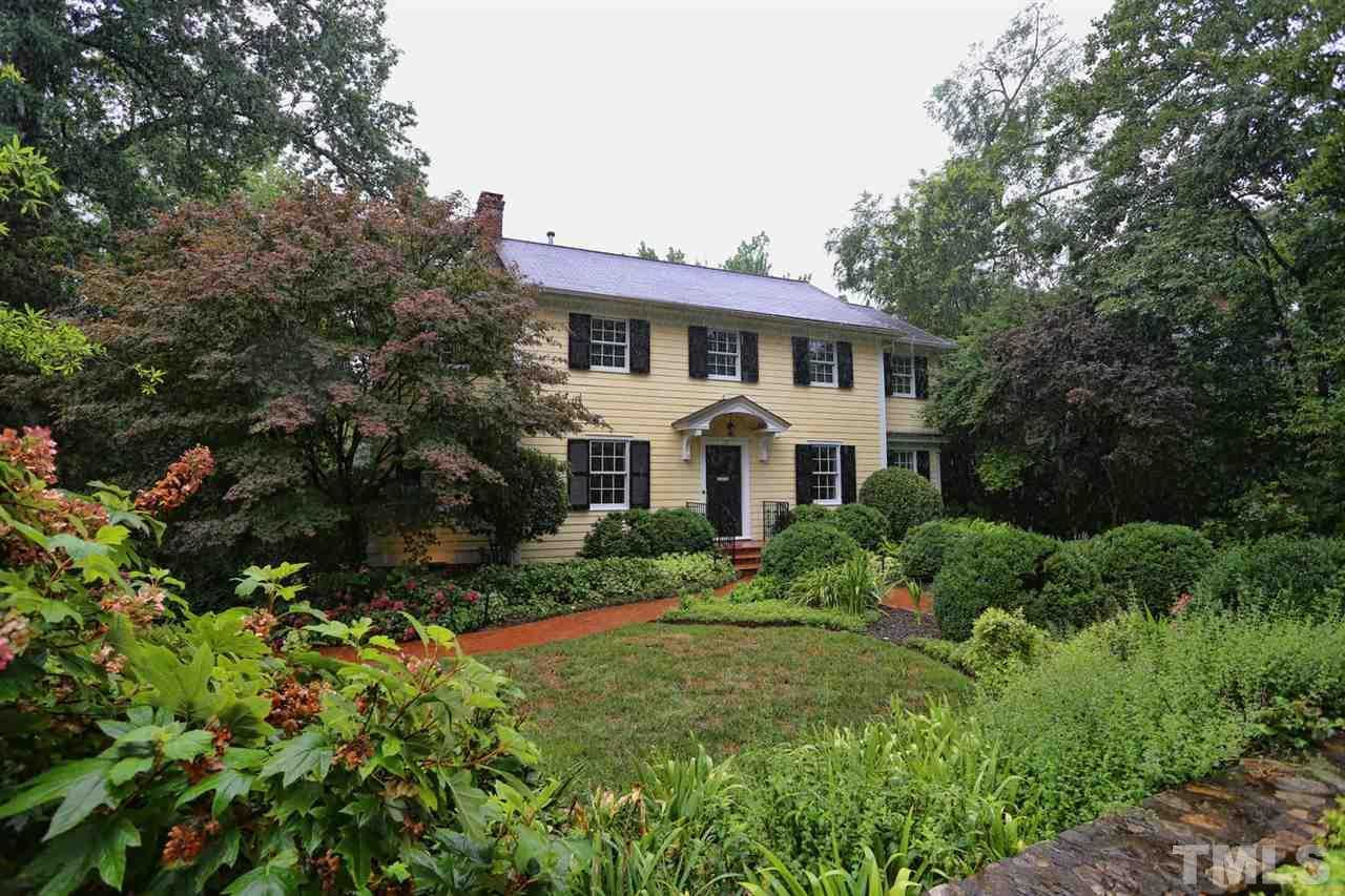 $1,400,000 - 4Br/4Ba -  for Sale in Gimghoul, Chapel Hill
