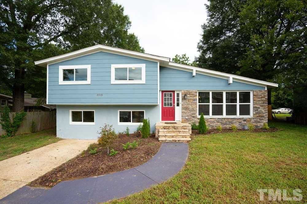 $411,900 - 3Br/3Ba -  for Sale in Madonna Acres, Raleigh