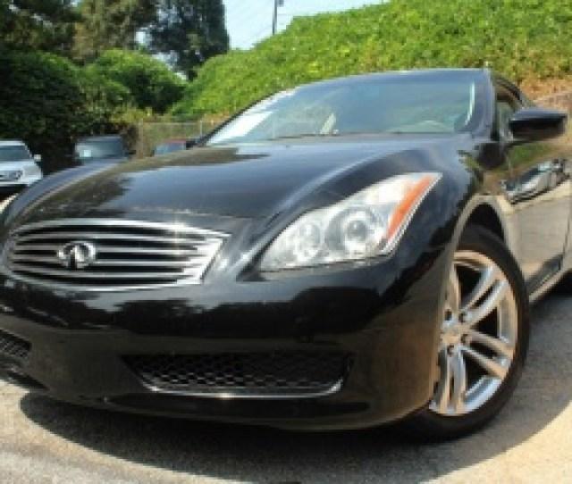 Infiniti G G Base Coupe Rwd Automatic For Sale In Atlanta Ga