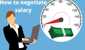 How to negotiate salary: 8 proven ways